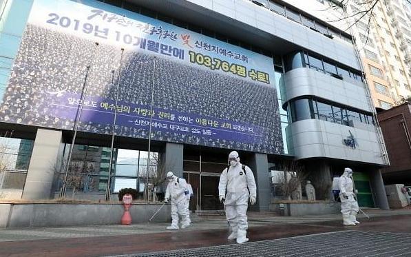 Hàn Quốc, tăng thêm 52 ca nhiễm Covid19 chỉ trong 1 ngày…Tổng số 156 ca