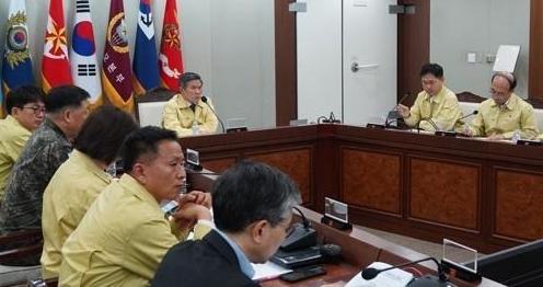 韩军为防控疫情明起限制官兵外出休假