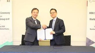 KT hợp tác với World Bank để hợp tác trong các dự án phát triển dựa trên AI