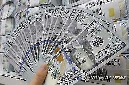 .韩元兑美元汇率突破1200 新冠疫情扩散余波.
