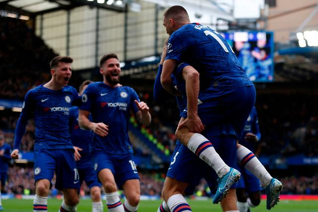 손흥민 없는 토트넘, 첼시戰 1-2 패배 (종합)