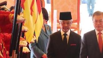 文在寅与马来西亚元首互致贺信 庆祝两国建交60周年