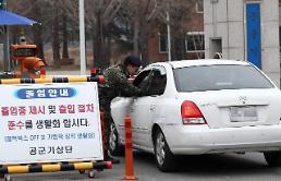 .韩军升级管控措施严防新冠病毒营内传播.