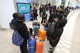.限制自韩人员入境国家和地区增至15个.