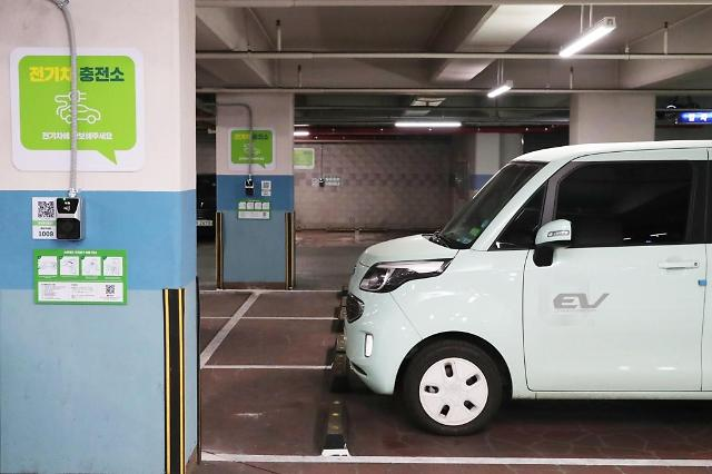 Seoul demonstrates low-cost IoT-based wall charger for EVs
