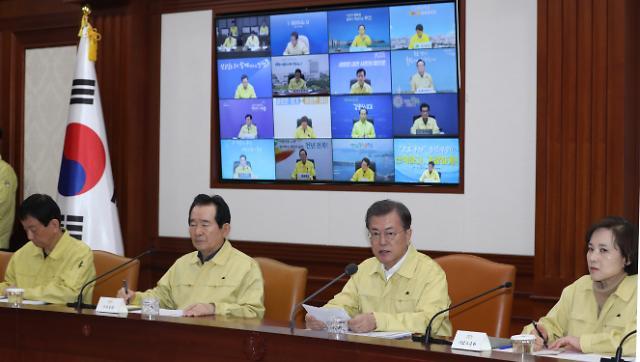 靑, 3실장 회의 '코로나19 대응 전략회의' 전환…내일부터 본격 가동