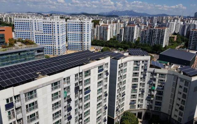 한화큐셀 설치 태양광 아파트, 서울시 에너지절약경진대회서 대상