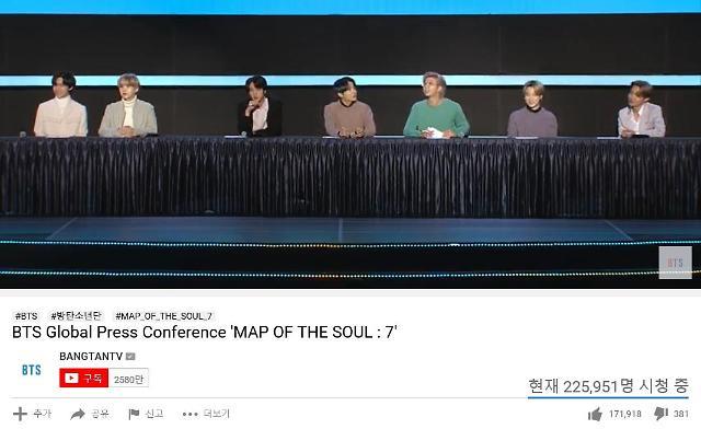 """방탄소년단의 지난 7년과 앞으로의 7년은?···""""언제나 함께"""""""