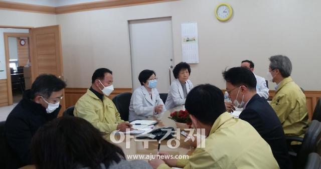 포항시, 감염병 전담병원으로 포항의료원 지정·운영