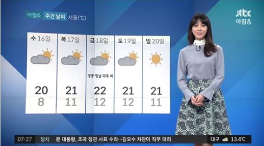"""김민아 아나운서 코로나19 음성 판정… """"모든 분들께 감사"""""""