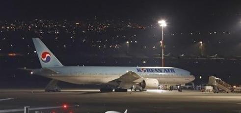 以色列将派包机送回当地滞留韩国游客
