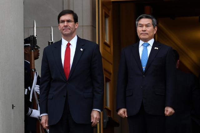 美防长:韩国有能力负担更多防卫费