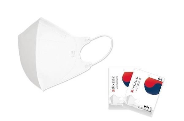 개당 1000원 꼴…국대마스크, 25일 10시 KF94 마스크 판매