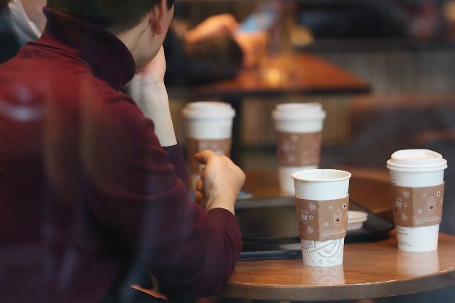 [포토] 서울시, 카페 등 업소 1회용품 한시 허용
