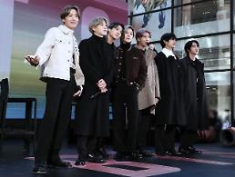 BTS agencys IPO causes stir in S. Korean stock market