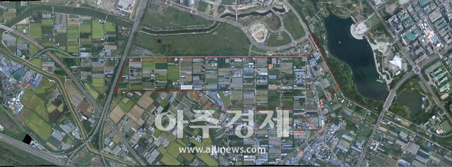 경기도시공사, 고양 방송영상밸리 보상 위한 기본조사 착수