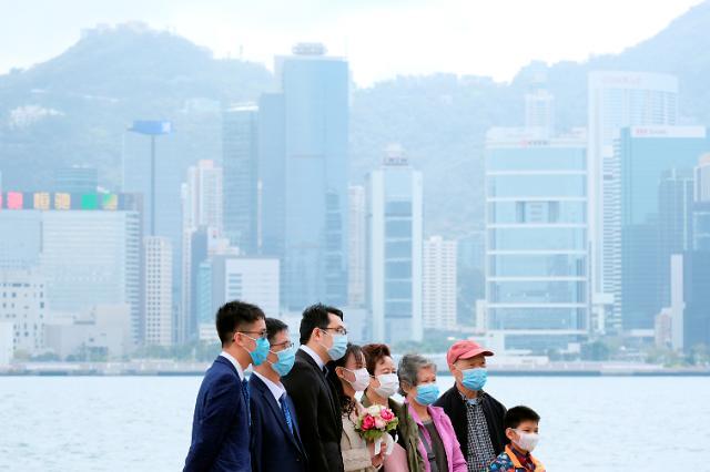 [글로벌포토] 홍콩 개학 4월 중순까지 또 연기