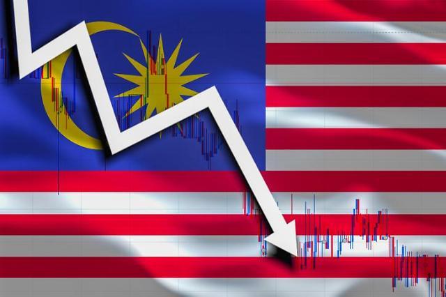 [NNA] 말레이시아 환율 주가 대폭락... 총리 사임 영향