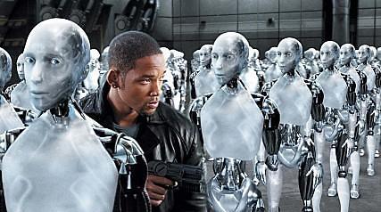 사람을 공격한 인공지능···영화 아이 로봇 내용은?