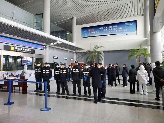中 산둥성 웨이하이·칭다오·옌타이 입국자 격리(종합)