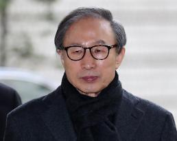 Ex-president Lee Myung-bak released on bail again