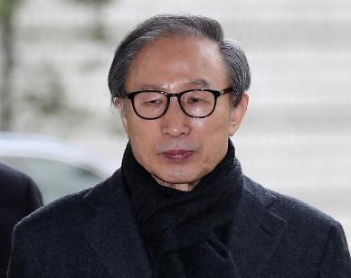 Ex-president Lee Myung-bak released on bail again