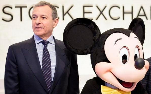 스타워즈·마블 인수한 밥 아이거 디즈니 CEO, 전격 사임