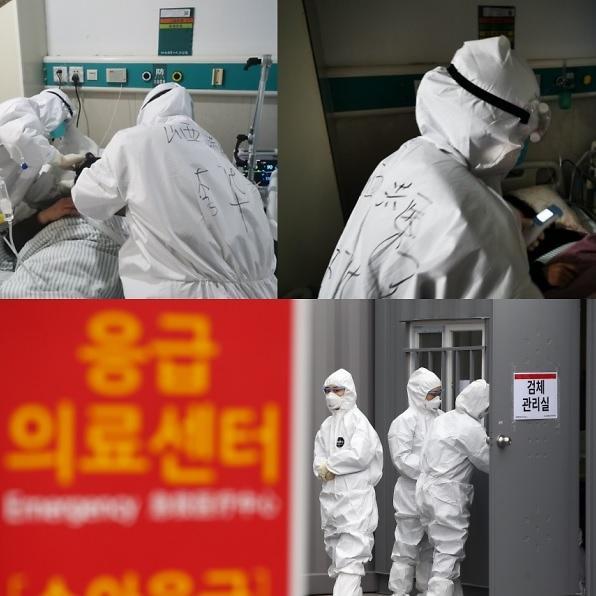 [특파원스페셜]코로나19 덮친 韓中, 안타까운 평행이론