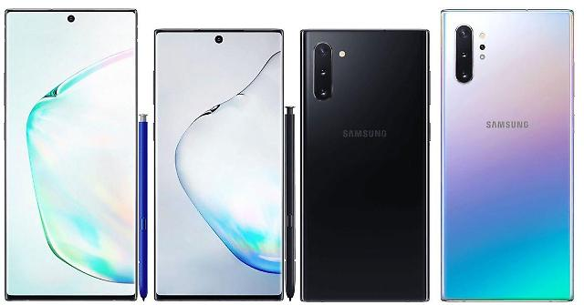 三星苹果霸占2019年Q4韩国智能手机销量榜