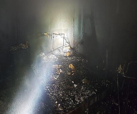 인천시 미추홀구 주안동 모텔서 화재 발생…1명사망,3명부상