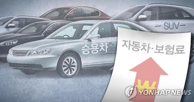 [보험료 줄인상]①자동차 보험료 또 오르나…실손보험은 혜택감소