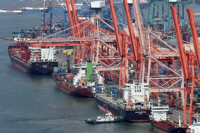 1月出口数量指数下跌2.9% 新冠疫情影响尚未显现