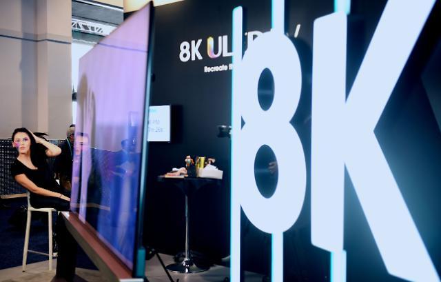 [8K TV, 안방으로] 중국 업체도 본격 가세…8K TV 시장 키운다