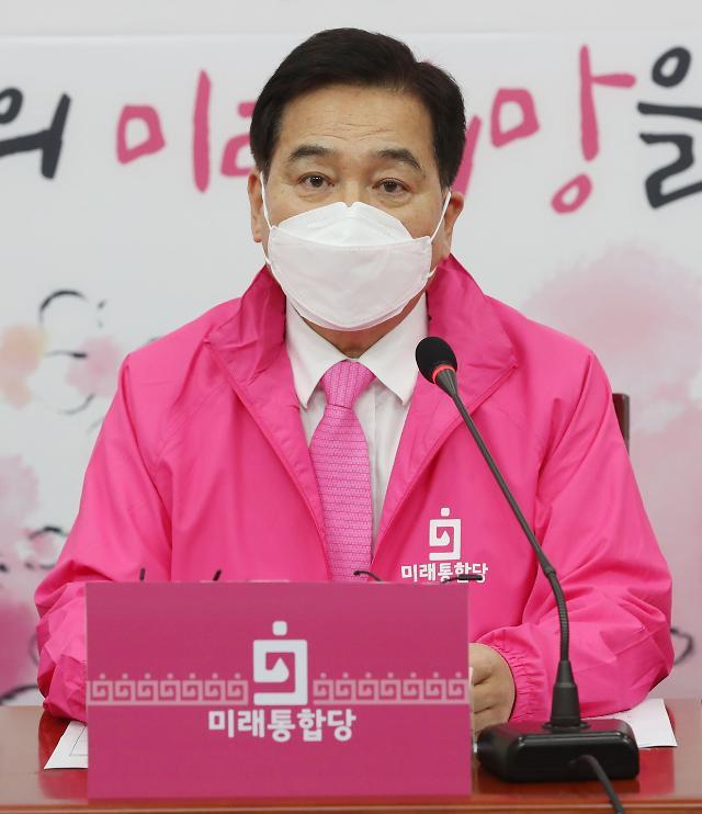 """심재철 """"자화자찬 모자라 국민 탓""""... 박능후 사퇴 촉구"""