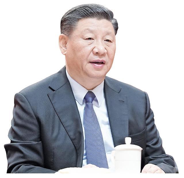 [코로나19] 기부금 쾌척한 시진핑
