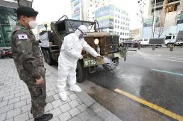.[Coronavirus] S. Korea, U.S. postpones combined exercises over coronavirus concerns: Yonhap.