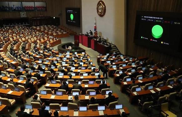 Chính phủ Hàn Quốc thông qua Đạo luật Corona