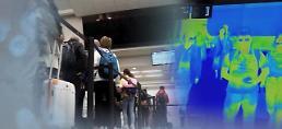 .42个国家和地区对韩国采取入境管制措施.
