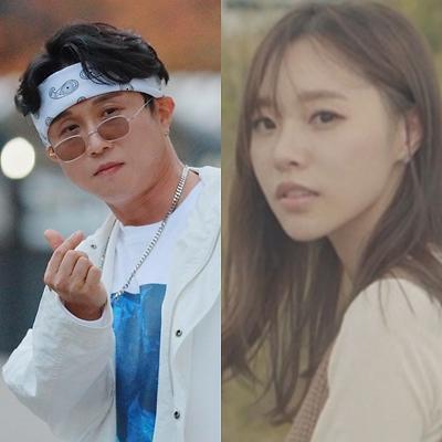 박성광 예비신부, 알고보니 배우 이솔이