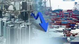 .韩国央行下调2020年经济增长预期至2.1%.