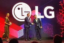 LG電子、「ベンツ」の優秀供給会社に選定…プレミアム技術力の認定