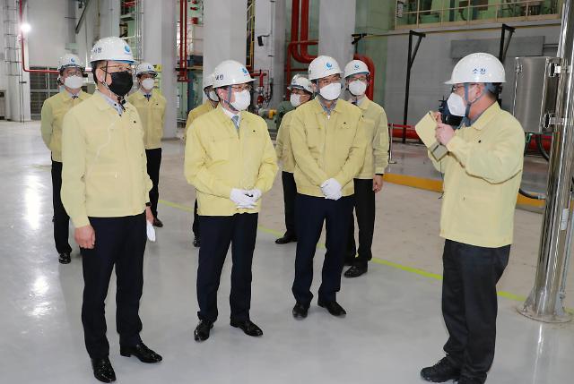 [코로나19] 산업부, 발전소 비상사태 대비…2560명 예비인력 확보