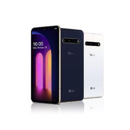 8K撮影に3Dオーディオまで…LG電子、フラッグシップスマートフォン「V60シンキュー」公開