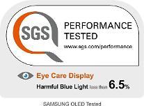 サムスンディスプレイ、5G最適化のOLED認証獲得…ブルーライト・消費電力↓