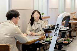 .LG Electronics partners with food delivery service app to develop food delivery robot solution.