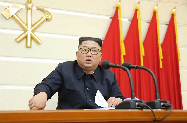 북한 김정은 13일만 공개행보…코로나19 대책 지시·군 합동타격훈련 지도