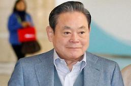 .新冠在韩爆发40天 三星李健熙持股市值蒸发160亿.