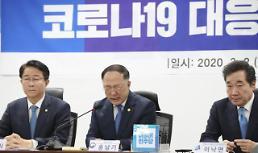 .韩国政府5日向国会提交追加更正预算案.