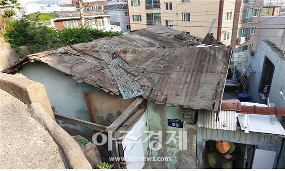 부산시, 석면 슬레이트지붕 철거·처리비 지원 확대