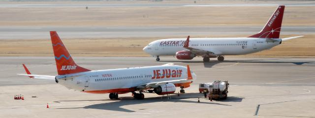 济州航空正式收购易斯达航空 最终交易价格为545亿韩元